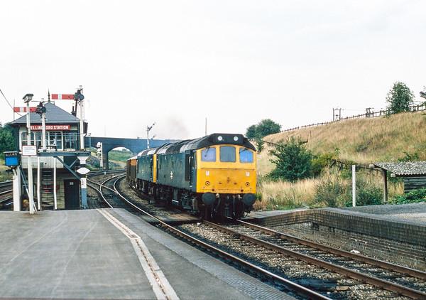 East Midlands Railrover 1982