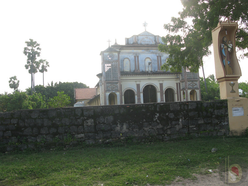 ST ANTHONY'S CHURCH / COLLEGE - KAYTS