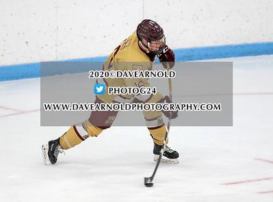 1/14/2020 - Boys Varsity Hockey - St. John's Prep vs BC High