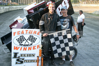 Legion Speedway 07/14/13