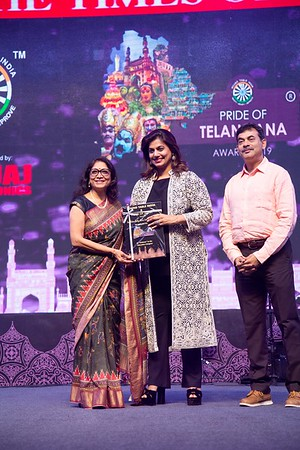 CHIREC wins the Pride of Telangana award 2019