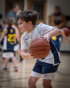 Instructional Basketball
