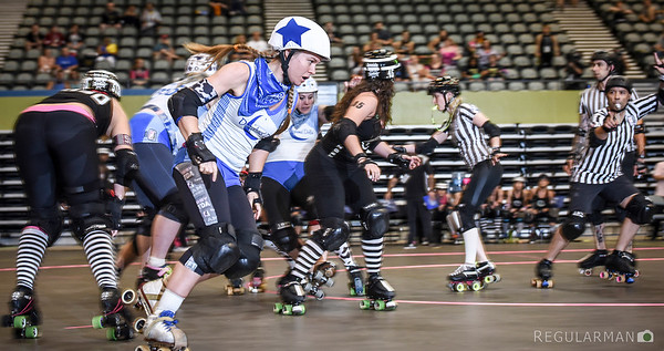 2015-09-04 Mad Rollin' Dolls v Arizona