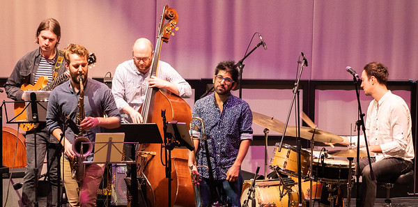 Sam Miles Quartet + Vij Prakash