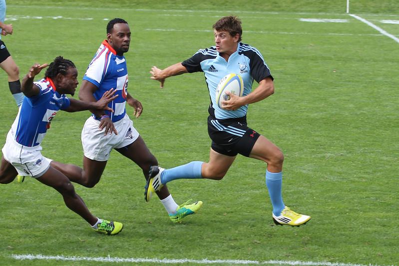 Bermuda Rugby 2013 Serevi 7's Tournament