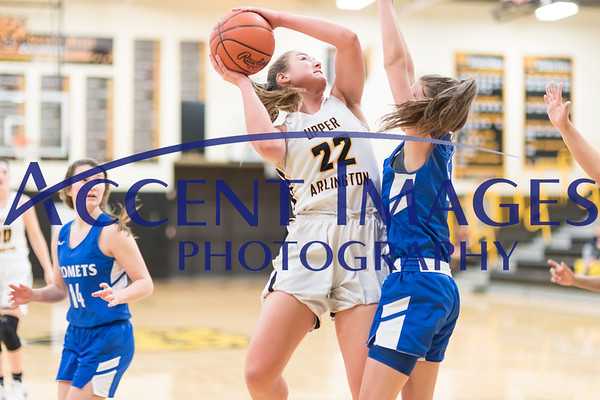 Women's Varsity vs Central Crossing 1/18/19