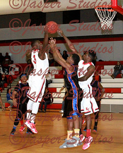 HCHS  Varsity Boys vs. Jefferson County 2/7/2014
