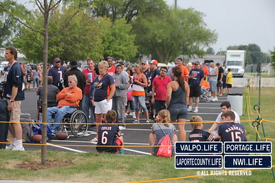 Chicago Bears Training Camp 2014