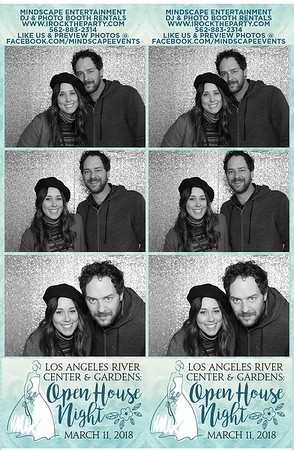 LA River Center & Gardens Open House Night - Photo Booth Pictures
