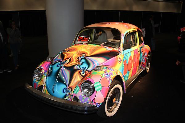 New York international auto show - March 31, 2013
