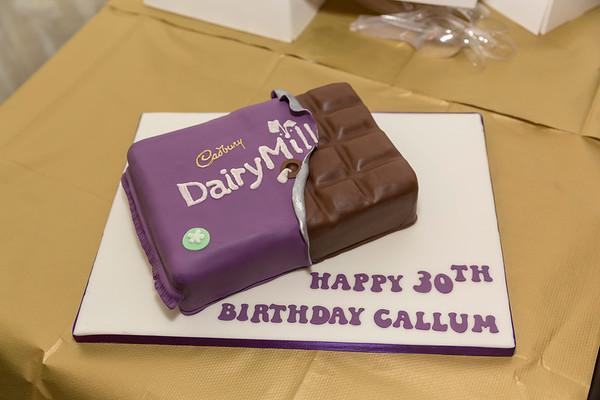 Callum Birthday Bash