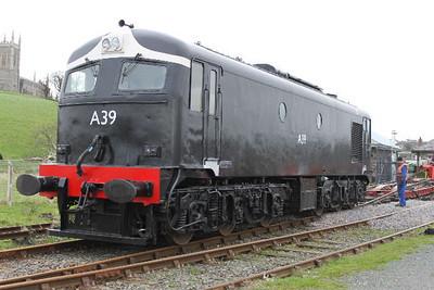 A39  - Metro Vick A Class