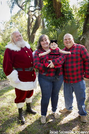 Santa 2019: The Whited Family