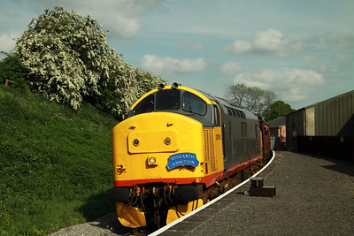 28th - 29th May 2016 Wensleydale Railway