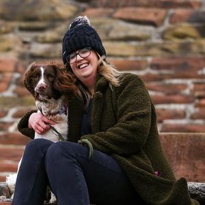 Dog Portrait Shoot - Emma Ivison