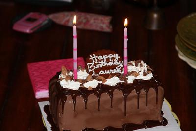 2010 - Lauren's Birthday