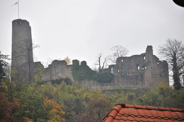 Heidelberg Germany 11-10-09 Nikon