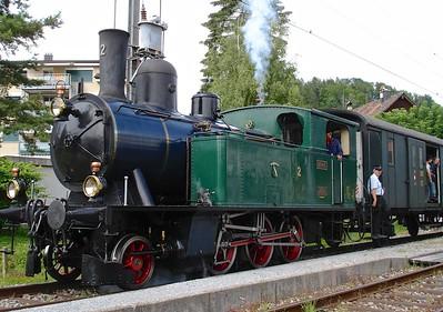 2007-06 Zürcher Oberland Steam Railway