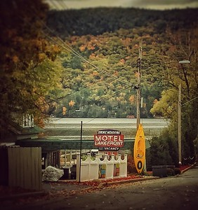 Schroon Lake trip, October 2018