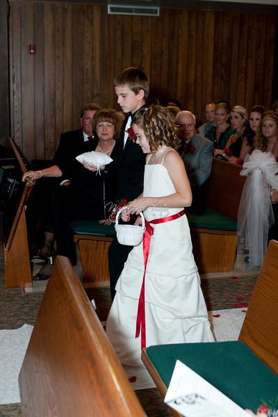 Ceremony - Tara and Nick