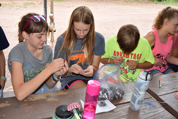 Week 10: Day Camp at Glen Eyrie