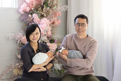 Baby Evelyn+Jocelyn