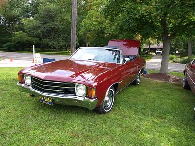 Patterson Apples & Autos AACA Car Show