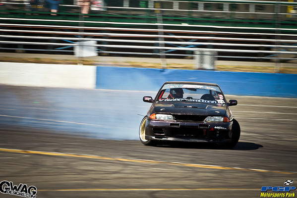 Evergreen Drift ProAm Round 4