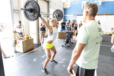 Workout 2 - Women's OPEN