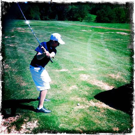 2012 BDay golf