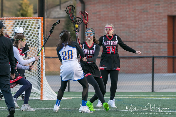 Girls Lacrosse vs Carmel (3/22/18)