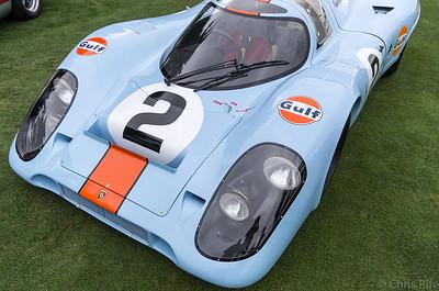 Porsche Parade Concours, June 2014