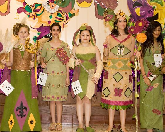 January 14, 2012 Texas Citrus Fiesta Product Costume Show jb