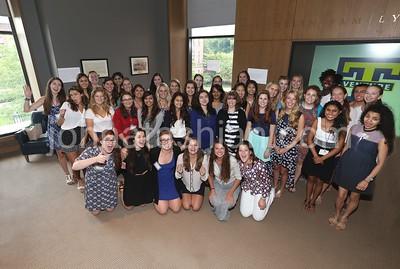 Trinity College - Venture Program Group Photos - August 23, 2014