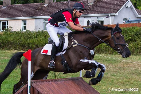 Camphire Intl. Horse Trials - 29/07/2018