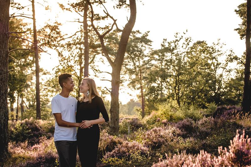 HR - Loveshoot Fotosessie Soesterduinen - Esther+Igor - Karina Fotografie-4.jpg