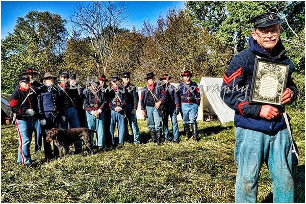 Dollinger Farms Civil War Days 2018