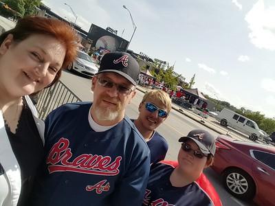 Braves vs Phillies 4 July 2015