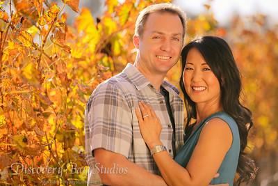 Soo & Jeff Engagement 10-21-2013