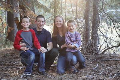 The Curcio Family, Oct 2020 - Lake Tahoe
