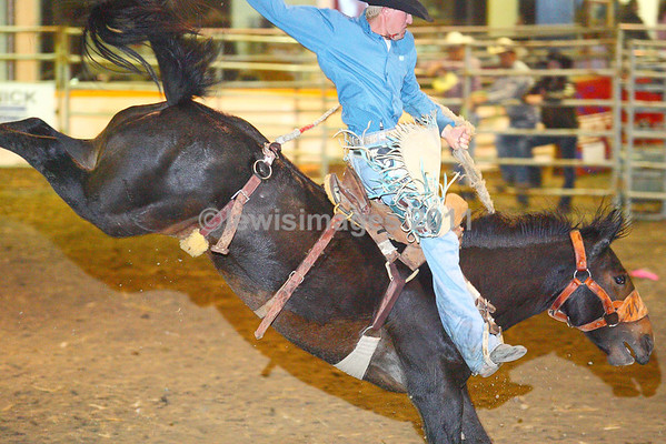 Central Butte Rodeo - Friday