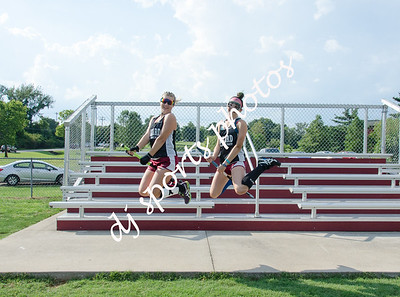 Ballard Girls Field Hockey Fun Photo Shoot