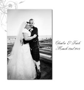 Wedding Album Design Revision One