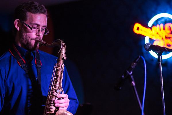 Jason Didia Quartet - New Way Bar - 9-27-2016