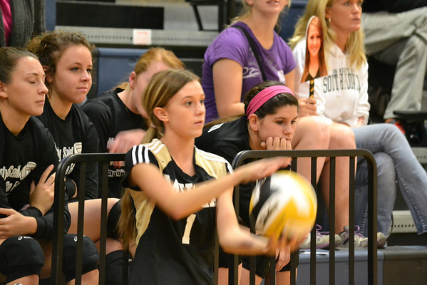 2014 MHMA Volleyball