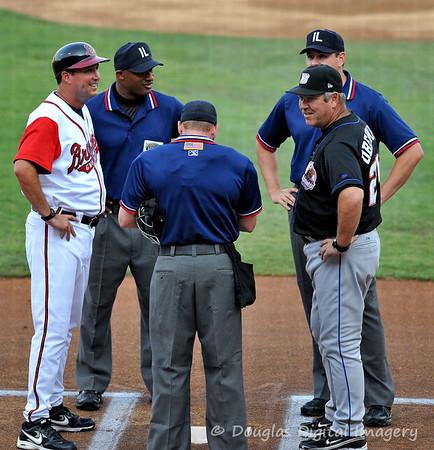 6-26-09 - Gwinnett Braves