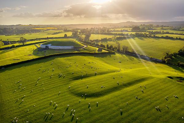 Newgrange - Knowth - The Naul