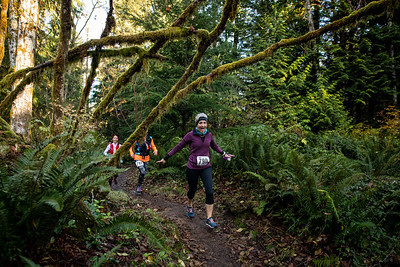 Cougar Mountain Trail Run (10.2019)