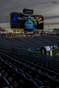 LP Field 2014 NFL Draft Day Party