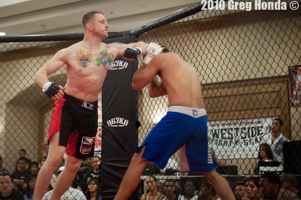 Ryan Clay vs Seth Britton